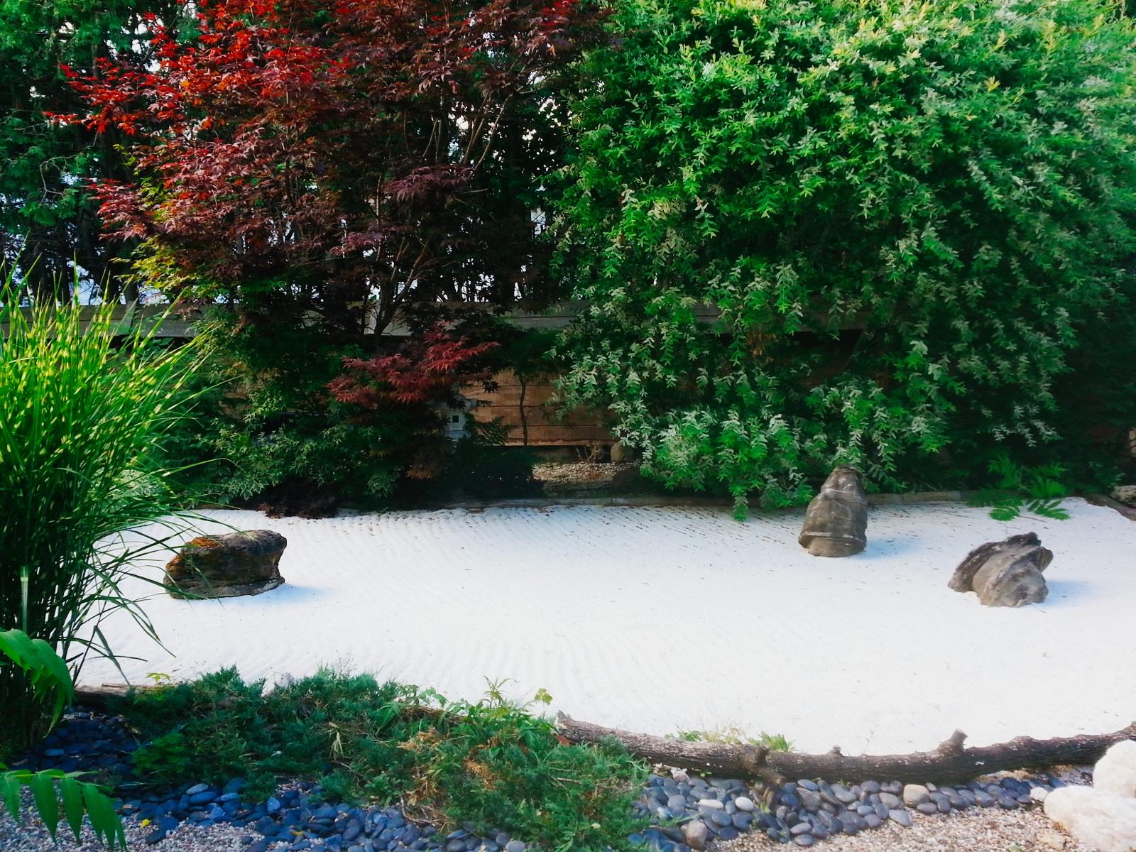 Camellia Tranquility Garden